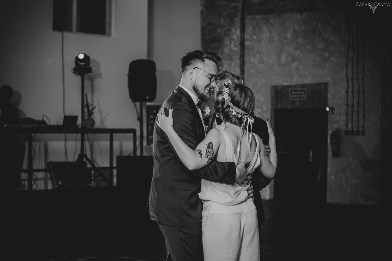 398 - ZAPAROWANA - Reportaż ślubny