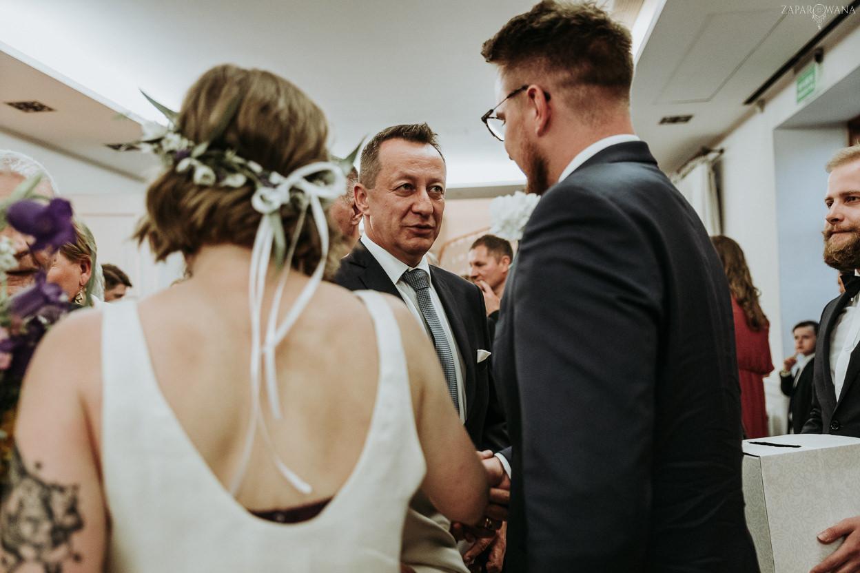 148 - ZAPAROWANA - Reportaż ślubny