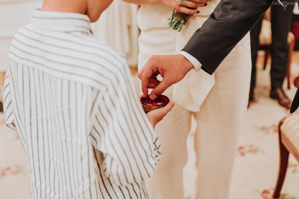 130 - ZAPAROWANA - Reportaż ślubny