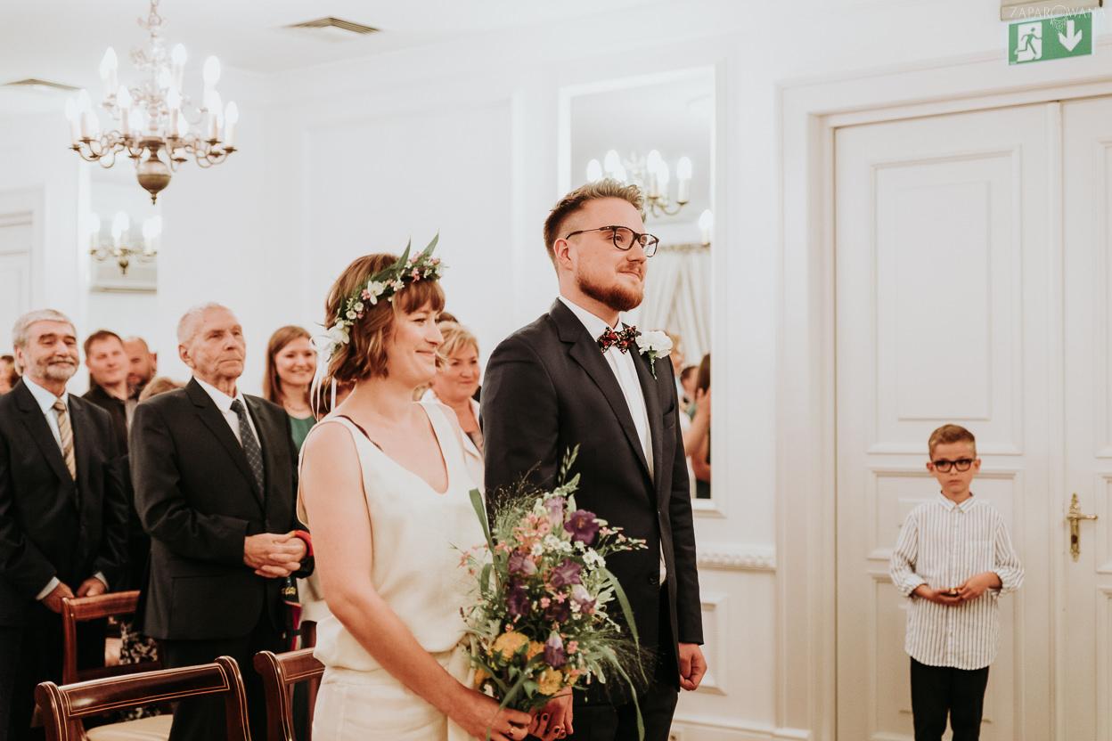 112 - ZAPAROWANA - Reportaż ślubny