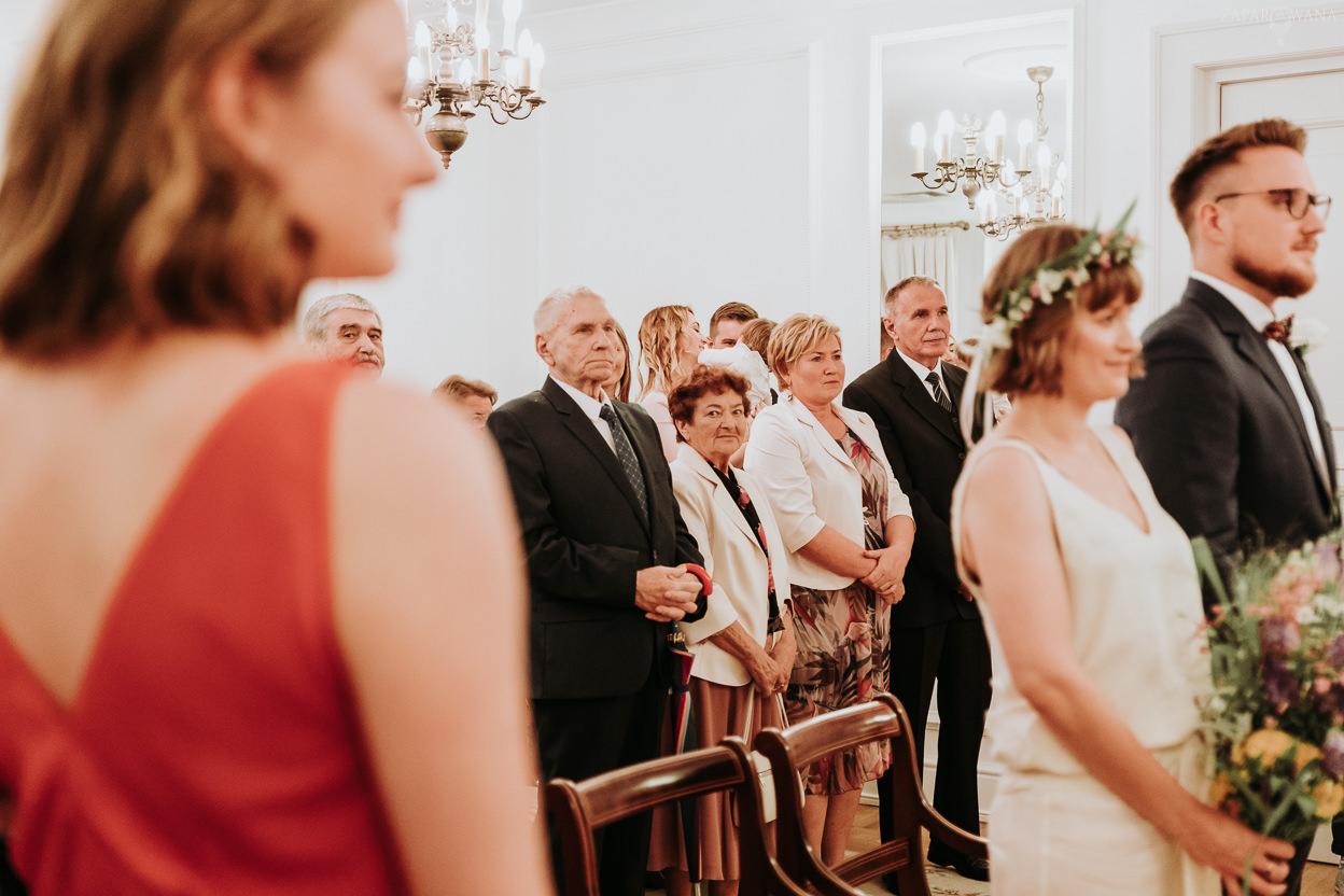 111 - ZAPAROWANA - Reportaż ślubny