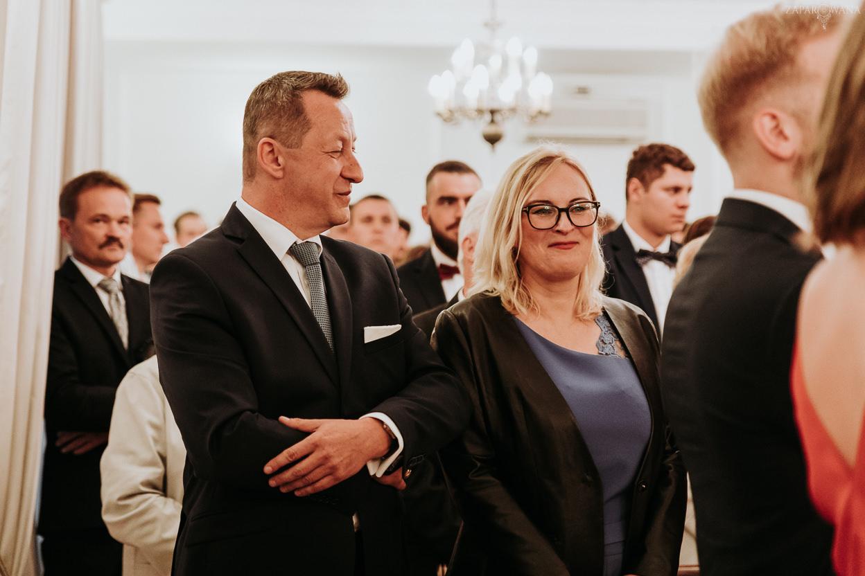 110 - ZAPAROWANA - Reportaż ślubny