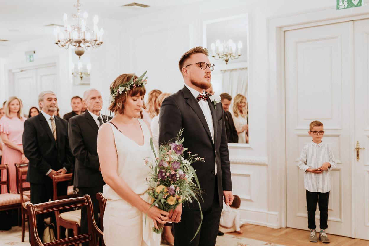 108 - ZAPAROWANA - Reportaż ślubny