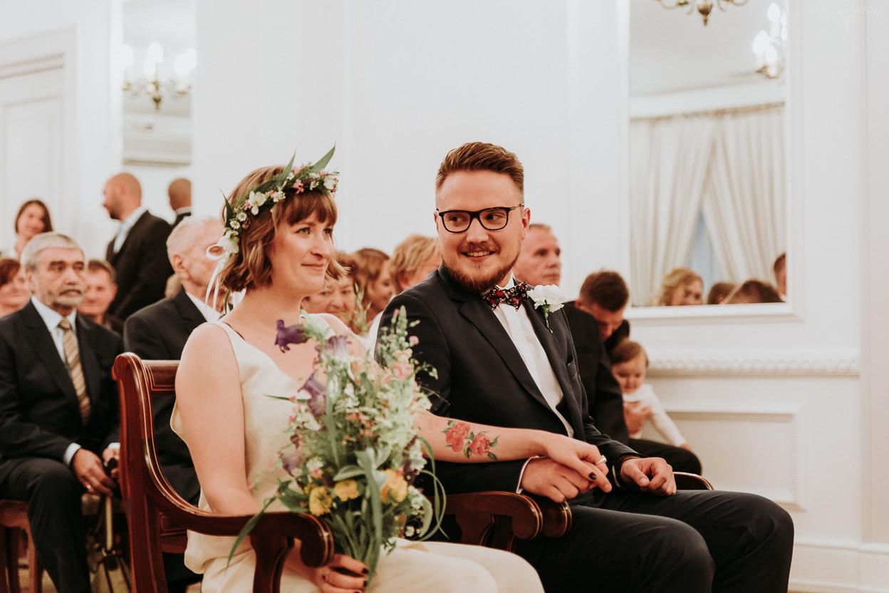 102 - ZAPAROWANA - Reportaż ślubny