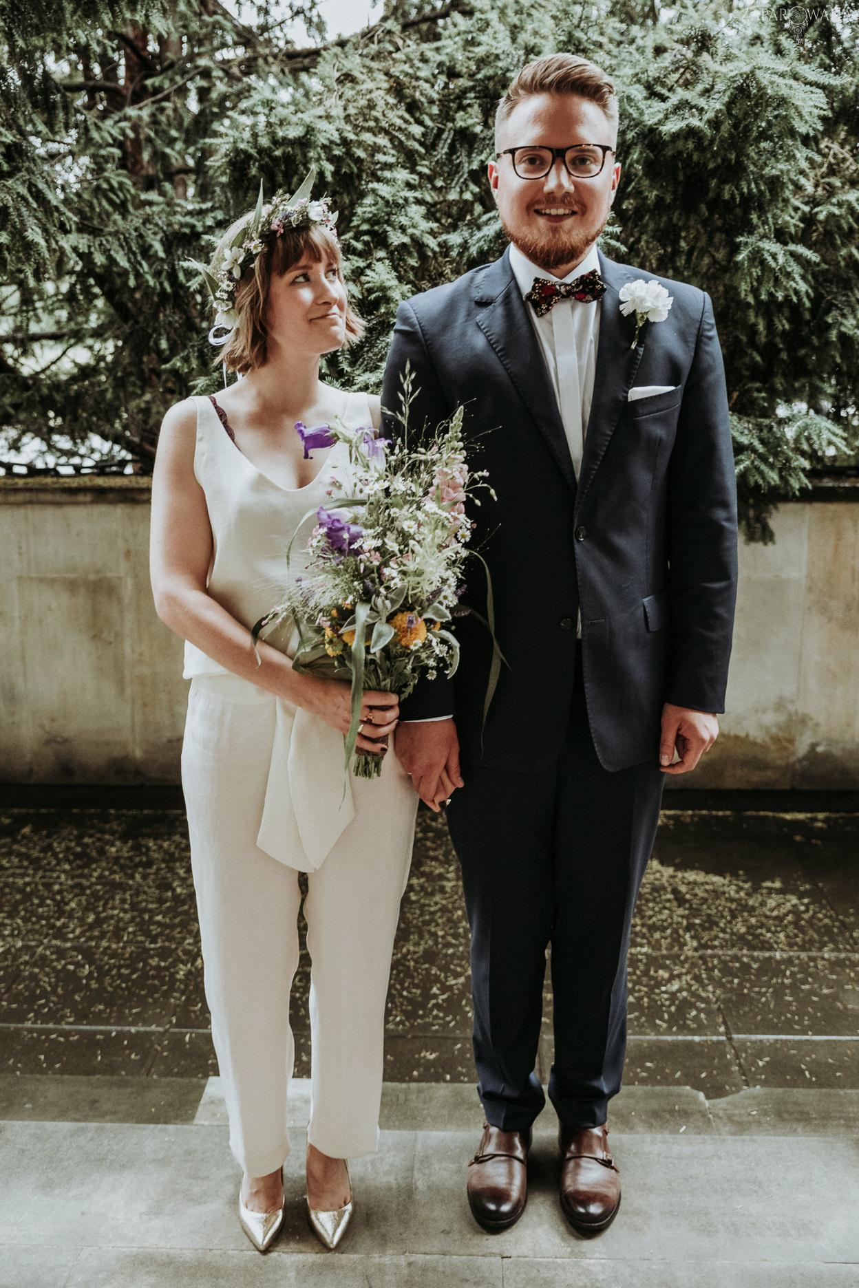 241 - ZAPAROWANA - Reportaż ślubny