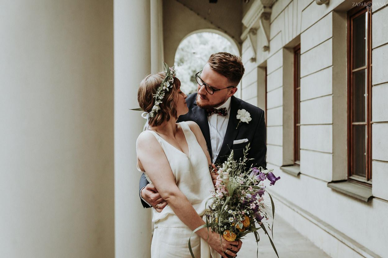 234 - ZAPAROWANA - Reportaż ślubny
