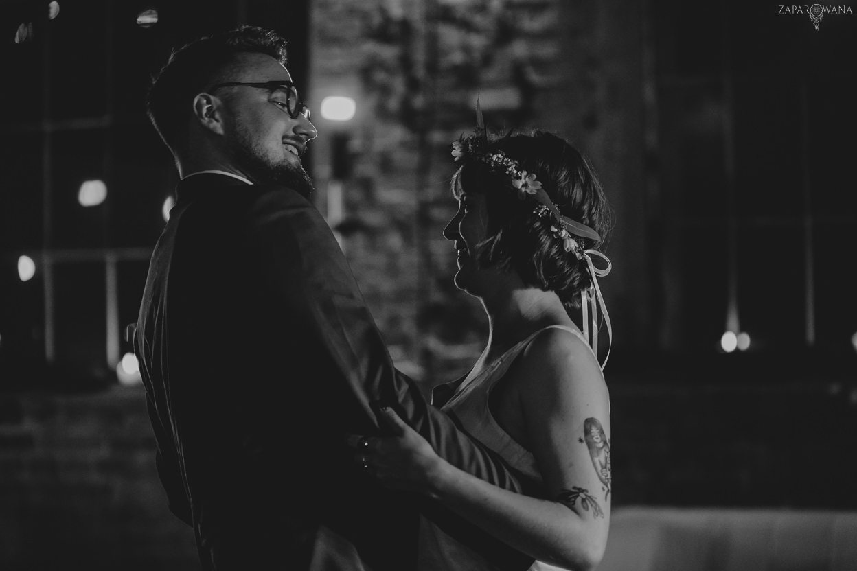 403 - ZAPAROWANA - Reportaż ślubny