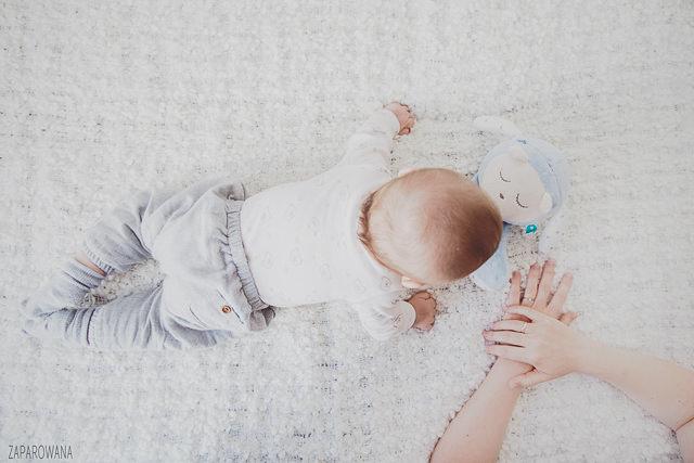 Sesja rodzinna - Fotografia dziecięca - ZAPAROWANA