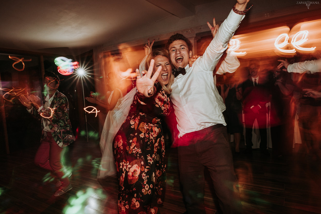 ZAPAROWANA - Reportaż ślubny - Patio na Wodoktach