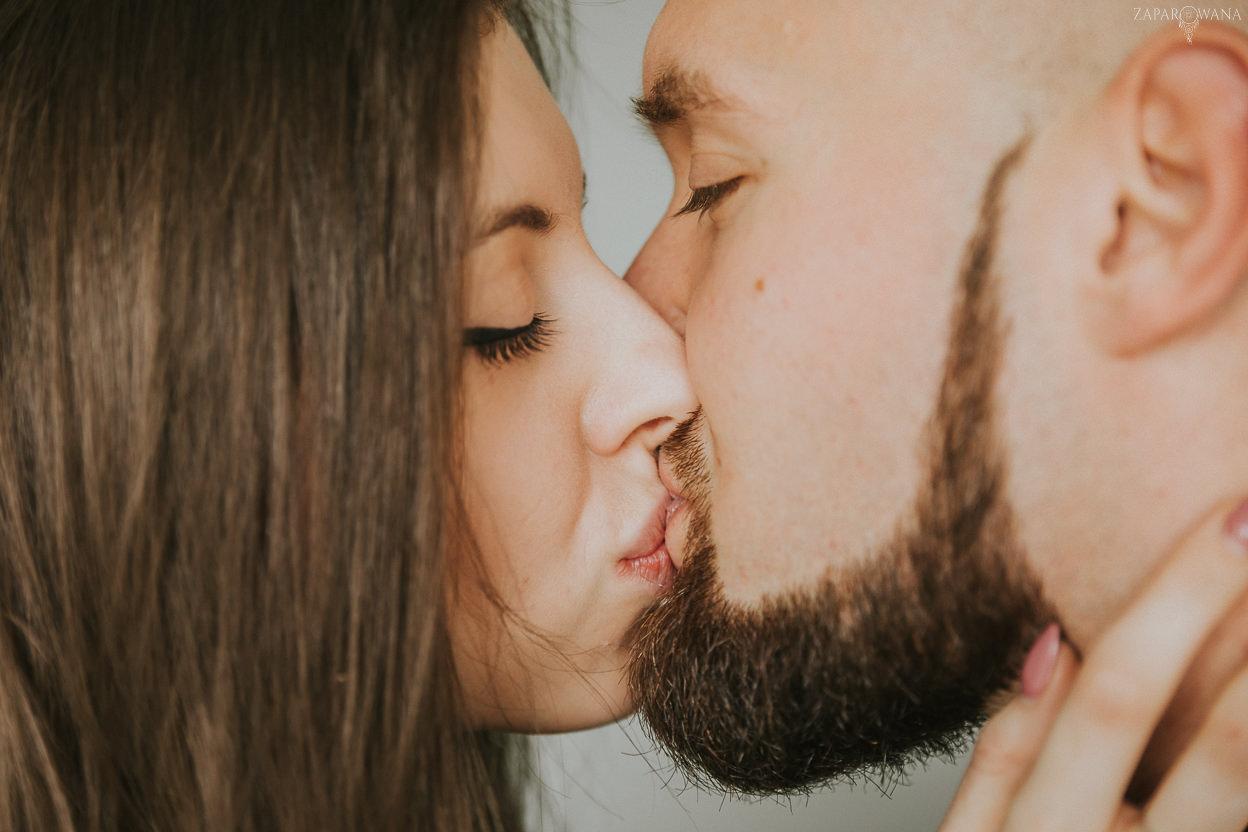 ZAPAROWANA - Lifestyle'owa sesja zakochanych Warszawa - Sesja dla dwojga