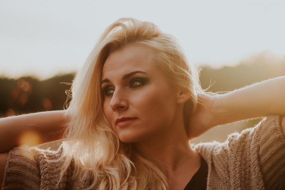 Magda Ptaszyńska - Sesja zdjęciowa Warszawa - ZAPAROWANA