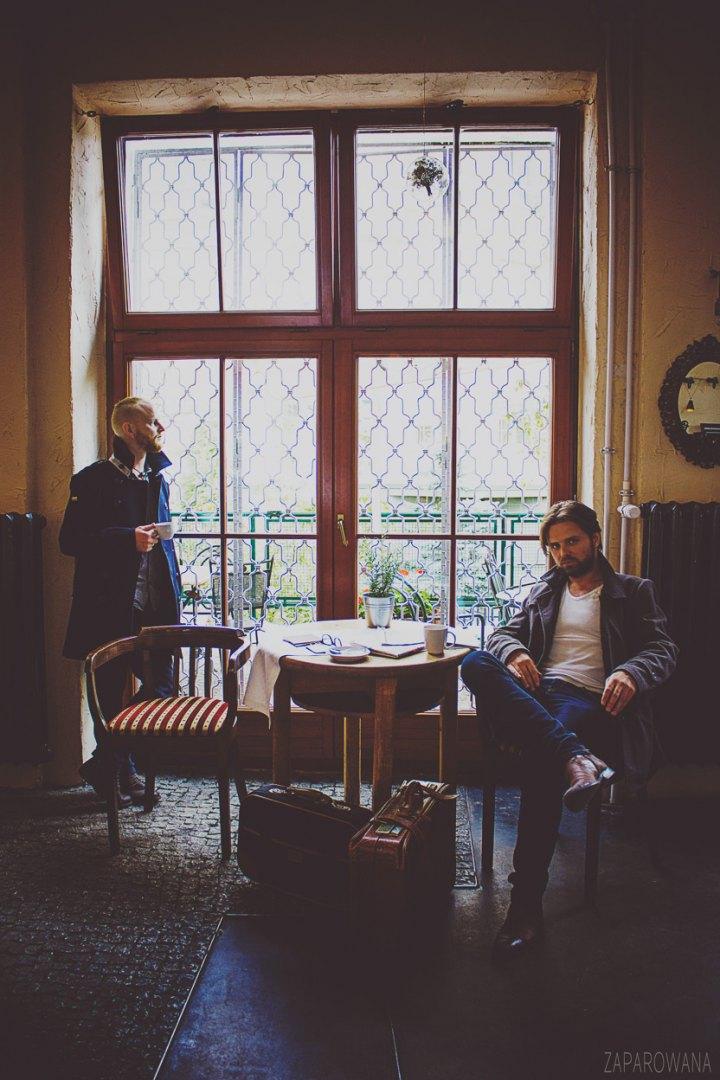 Sesja zdjęciowa Warszawa - Sesja muzyczna - Sesja zespołu - Letters From Silence - ZAPAROWANA