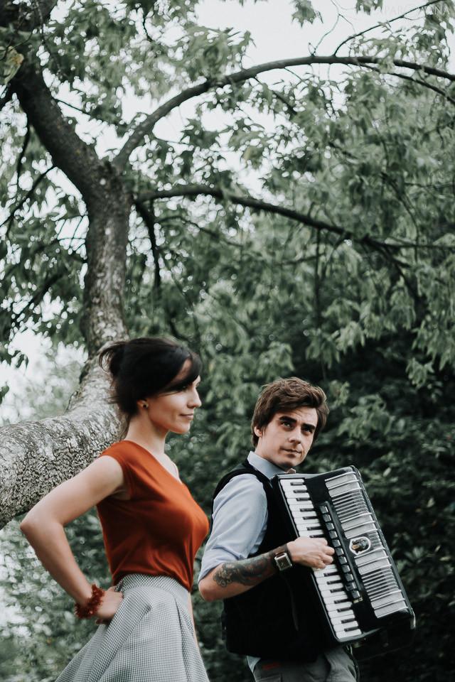 Terefere - Sesja muzyczna - sesja zdjęciowa Warszawa - ZAPAROWANA