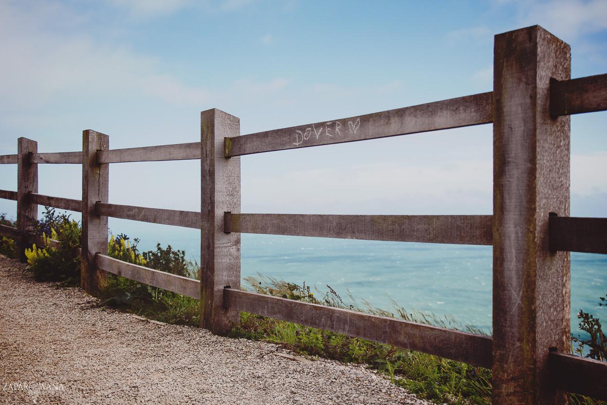 Dover - Podróże - Blog - ZAPAROWANA