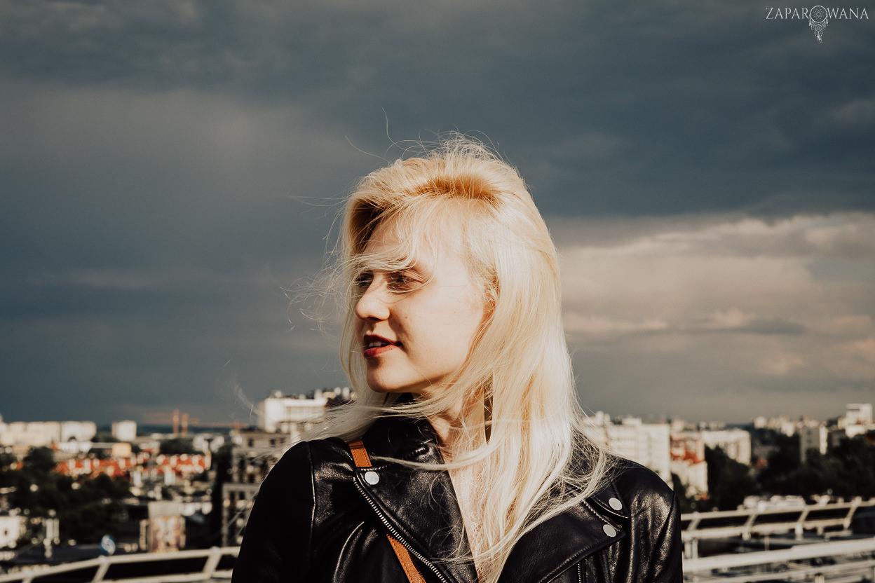 Jana - Portret - Sesja portretowa Warszawa - InstaMeet - ZAPAROWANA